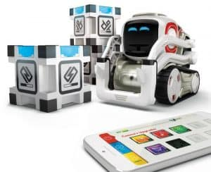 We chose Cozmo as the best girls stem toy for learning robotics and coding