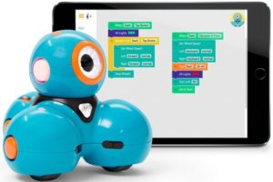 Dash is a great coding toy for girls to learn basic programming
