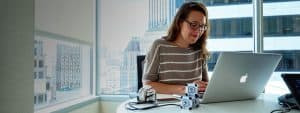 The Cozmo SDK is a great way for adults to learn to code