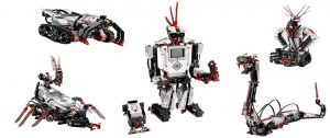The robots you can build with Mindstorms