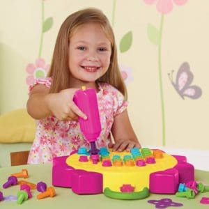 Preschoolers can learn engineering with this STEM toy