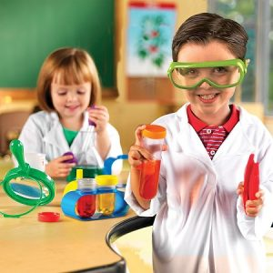 The best preschoolers science toy for basic chemistry