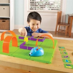 Code and go mouse set is another top toy for coding and sequencing