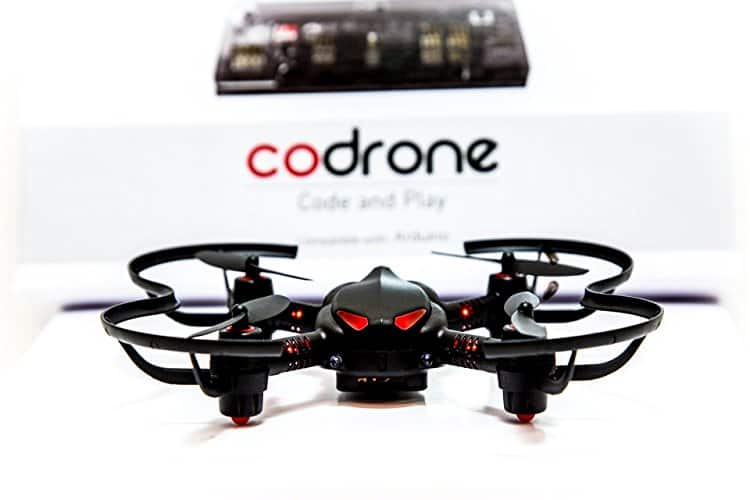 Codrone is a fun STEM toy for boys to learn coding skills