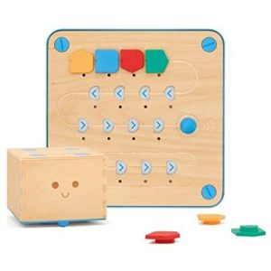Cubetto is another great coding toy for preschoolers to learn STEM