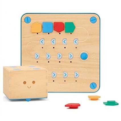 Cubetto is another great coding toy for preschoolers