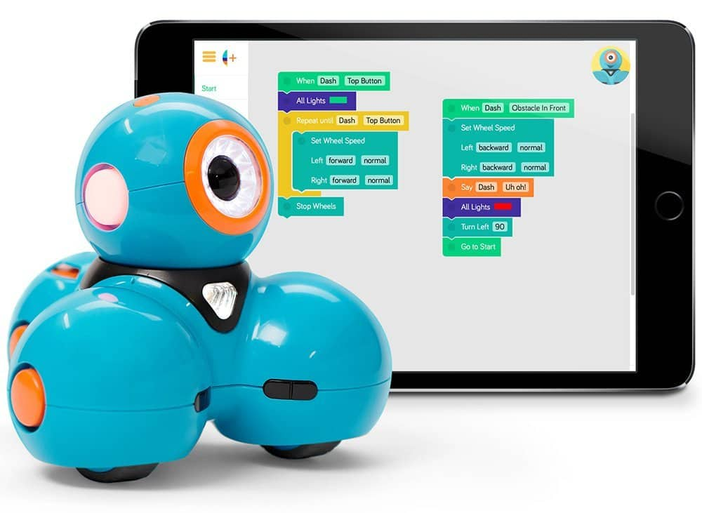 Dash and dot robots are great stem toys for learning more advanced coding concepts
