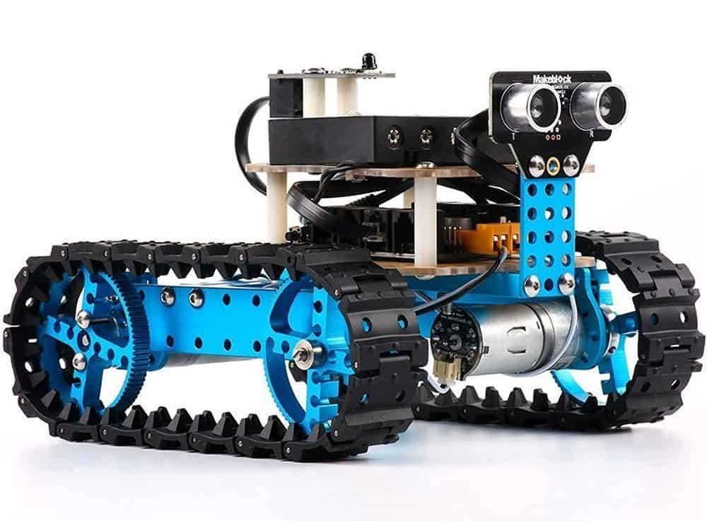 Makeblock is a robotics STEM toy for teens