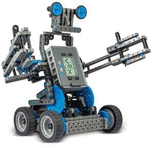 The 2nd best adults robotic kit is Vex