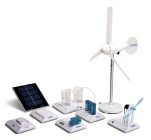 The Horizon set is a great eco toy for learning about renewable energy