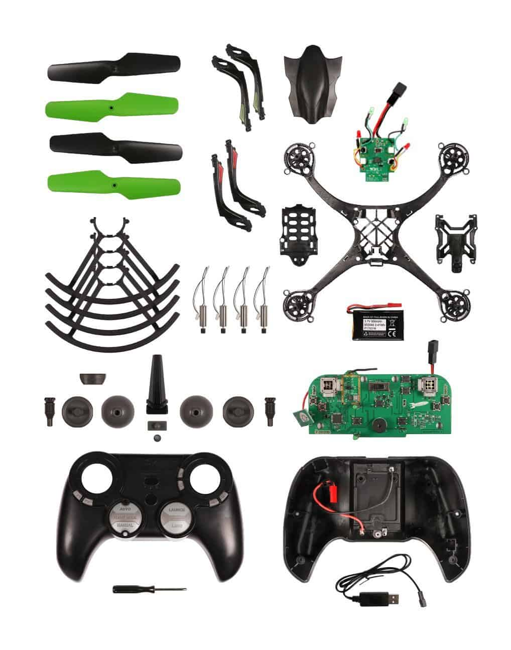 The Best Educational DIY Drone Kits in 2017 | Build & Code Drones