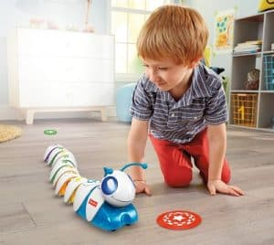 An educational toy for preschoolers to learn coding