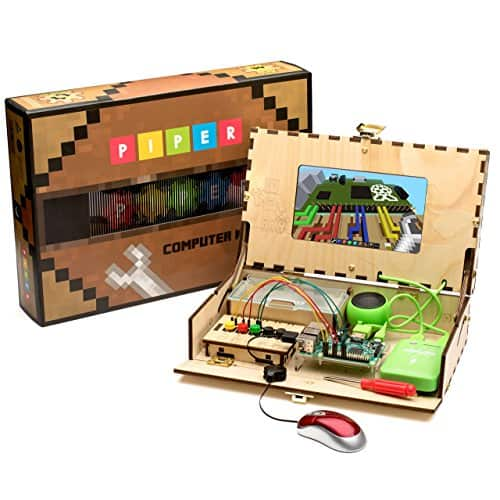 The piper computer kit is one of the best STEM toys for kids to learn programming fundamentals