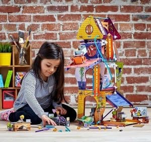 Goldieblox is one of the best stem toys for girls for developing engineering skills and design