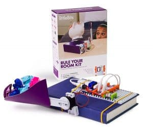 A great girls STEM toy for learning circuitry