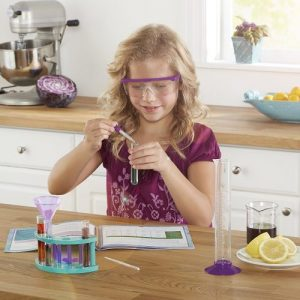 Nancy B's kits are great science toys for girls to learn STEM skills