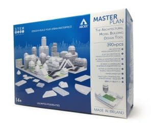 A STEM toy for teens to learn about architecture