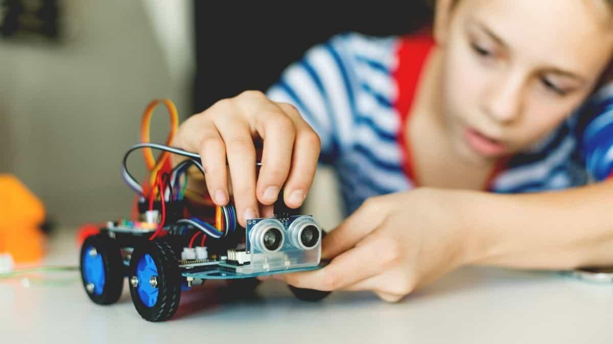 stem toys for teens