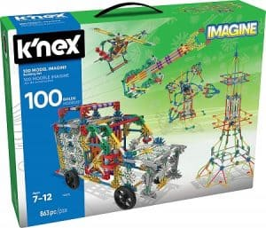 A top STEM toy for kids to learn construction