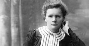 Marie Curie, the number 1 female innovator