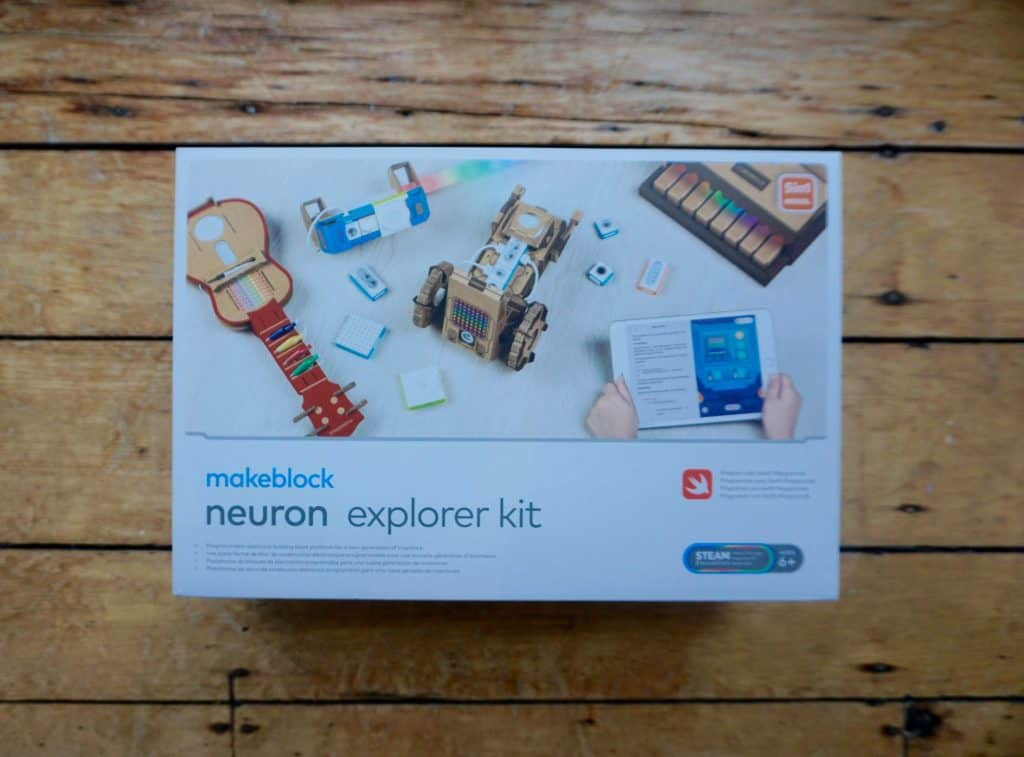 Makeblock Neuron Explorer Kit review