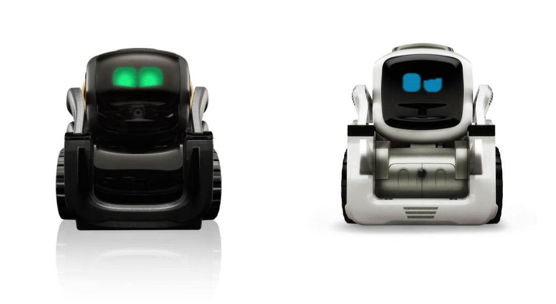 Cozmo vs Vector