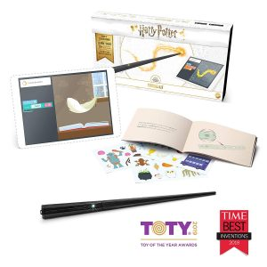 One of the best stem toys in 2019 is the KANO Harry potter coding wand
