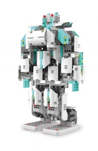 Ubtech robotics kits are one of the best stem toys for kids aged 8 and up to learn fundamental skills
