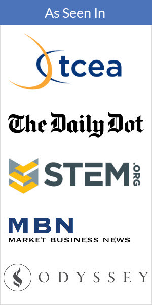 STEM Toy Expert has been featured on these sites