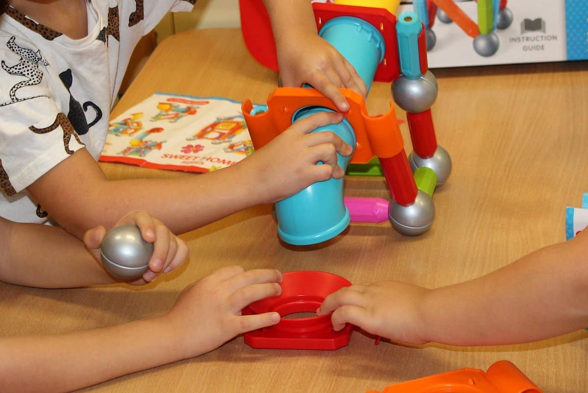 Learning Toys for a 4 Year Old Boy