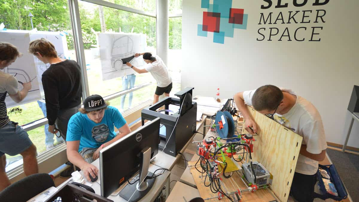 Makerspace Grants for Libraries