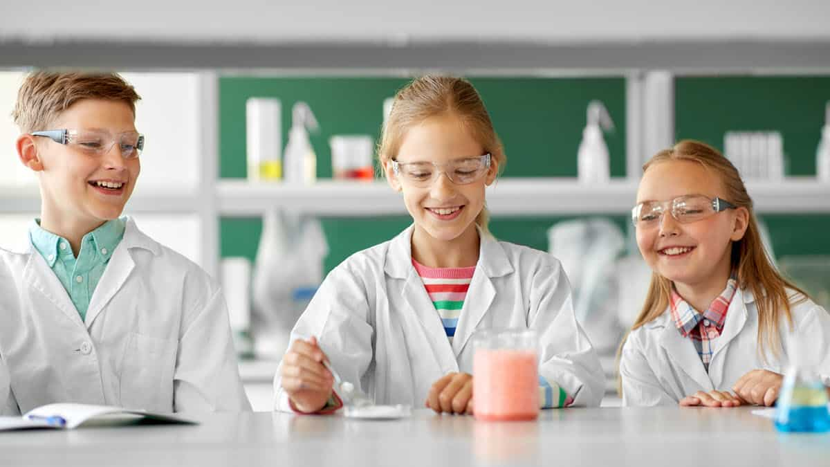 STEM Projects for High School Chemistry - Kids in the Lab