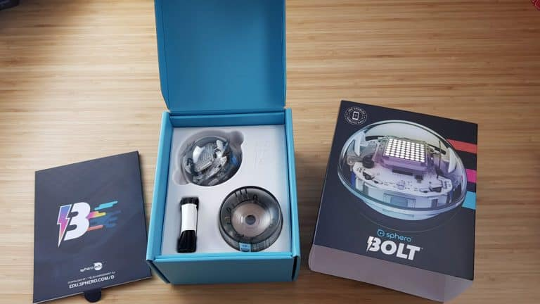 Sphero BOLT Review | All About this Programmable Robot Ball