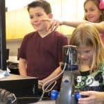 Microscope Activities for the Middle School Classroom