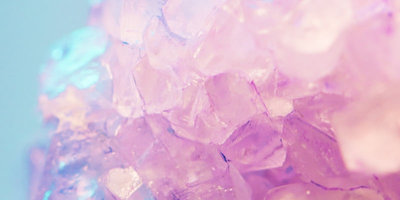 Grow Salt Crystals - 1st and 2nd Grade Science Fair Projects