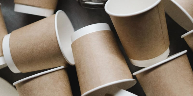 Paper Cup Phone