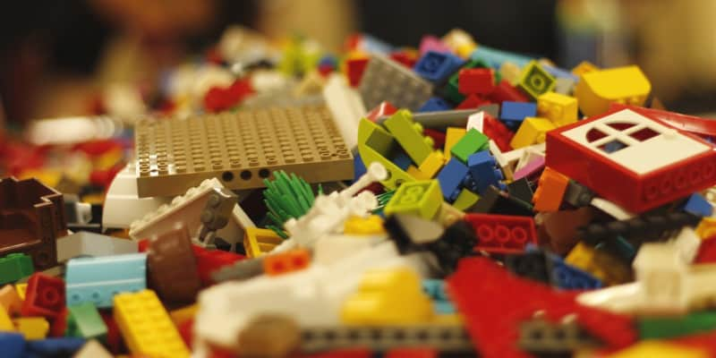 Size of each Piece - Best LEGO Sets for Adults