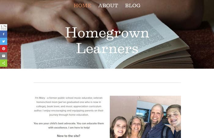 Homegrown Learners - one of the best blogs to follow for homeschooling high school children