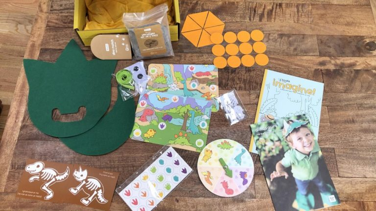 Kiwi Crate Review: How does this STEM Box for Kids Rate?