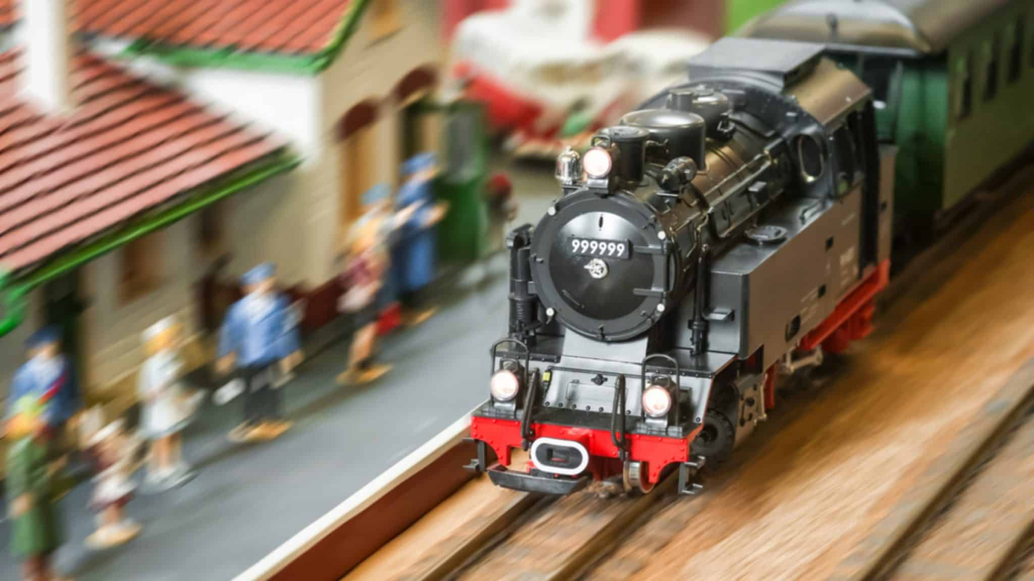The Best Model Train Sets for Kids