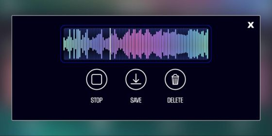 Record your music with Sphero SpecDrum app