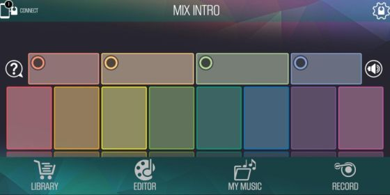 SpecDrum Mix App - Intro