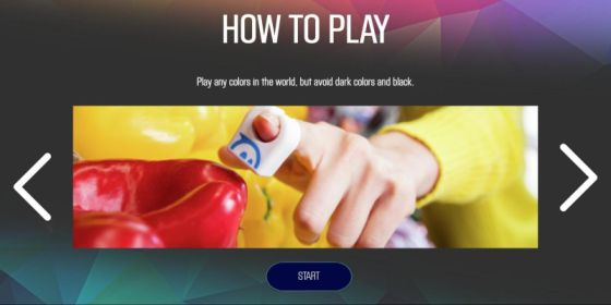 SpecDrum Mix app - How to play - Step 3