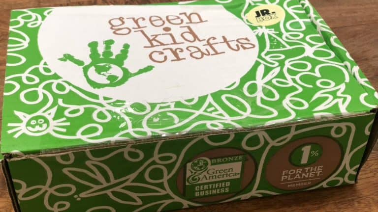 Green Kid Crafts Review | An Eco-Friendly STEAM Subscription Box