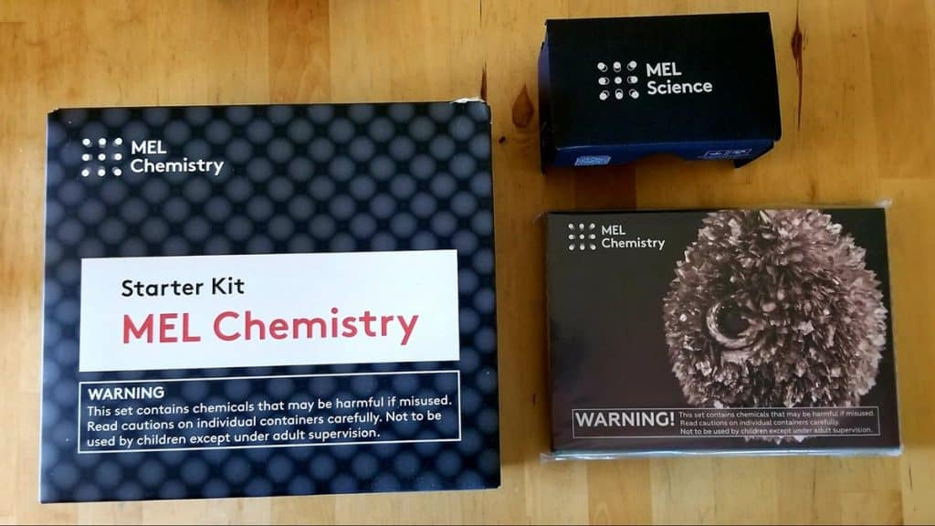MEL Chemistry Review - monthly science subscription