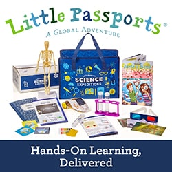 Science Expeditions subscription box