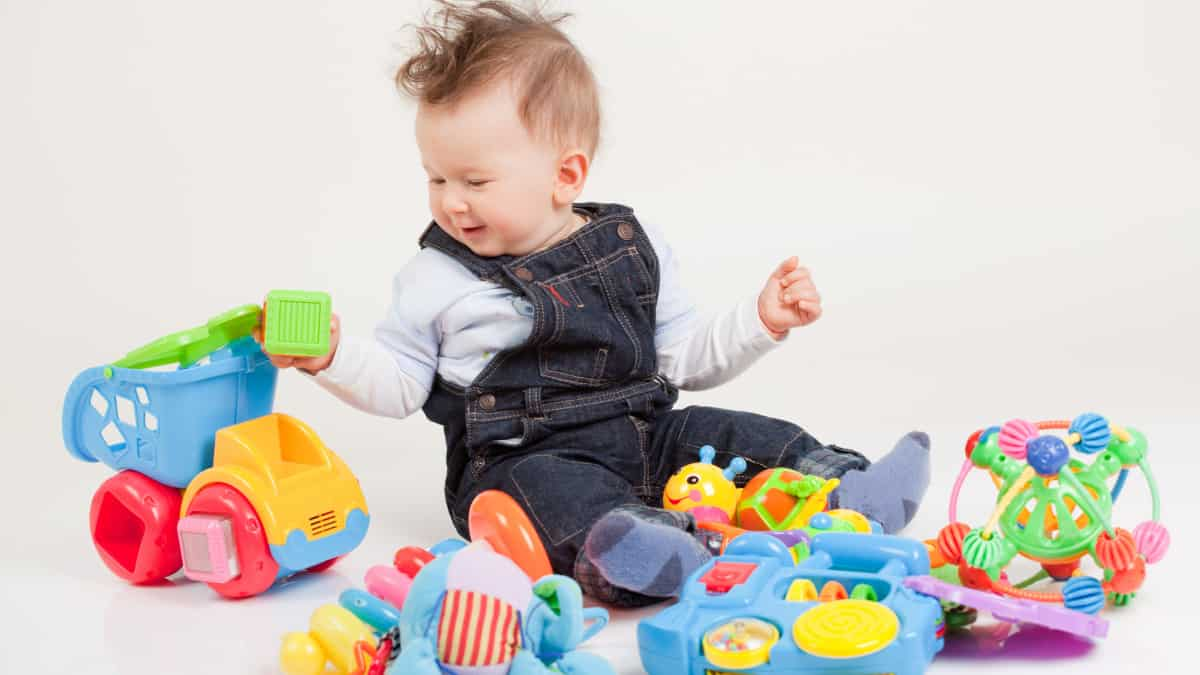 Best Educational Toys for 9 Month Old