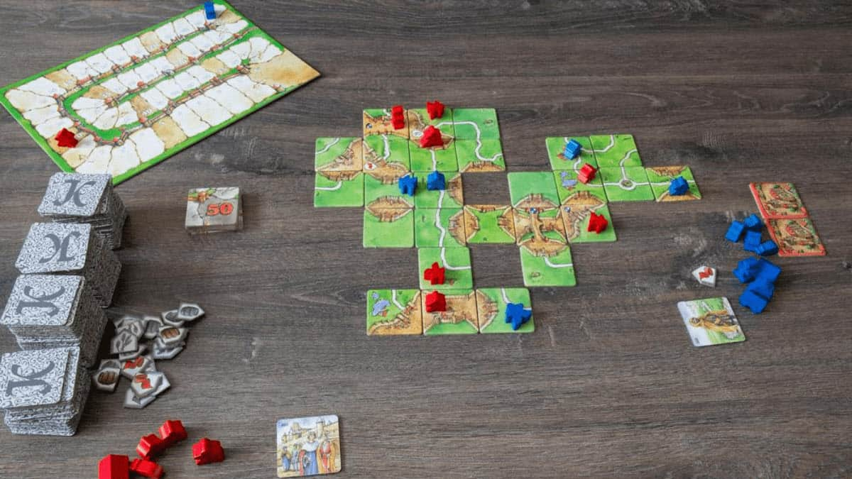 Carcassonne Strategy