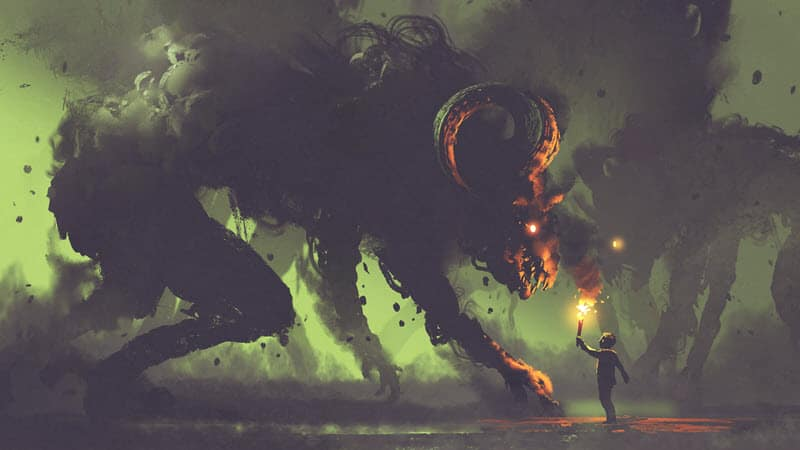 Monster of the Week is an improvisational role playing game