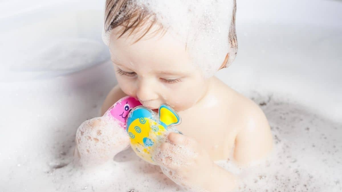 Best Bath Toys for Preschoolers
